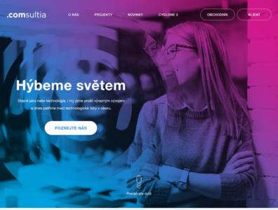 Comsultia website