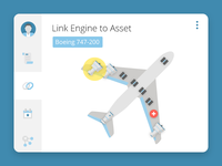 Link Engine to Asset