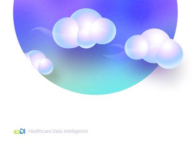 Cloud Illustration - ezDI