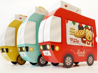 Lunch Truck: Lunch to Go