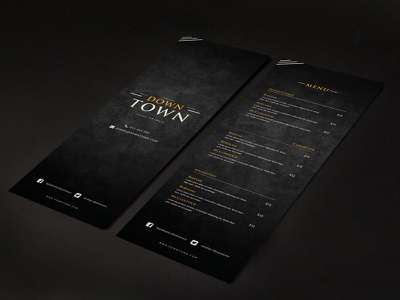 Freebie : Restaurant Menu Psd commercial free menu design restaurant menu menu template