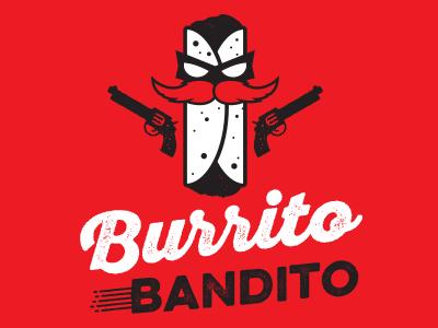 Taco Villa T-shirt #2 t shirt mustache gun bandito football burrito taco texas tech illustration