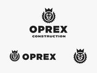 Oprex Construction Logo