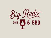 Big Reds & BBQ Logo