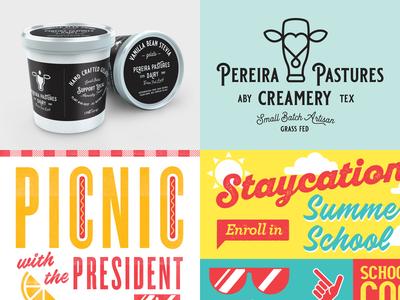 2018 Top 4 Shots texture flat  design top4shots print branding illustration typography logo design
