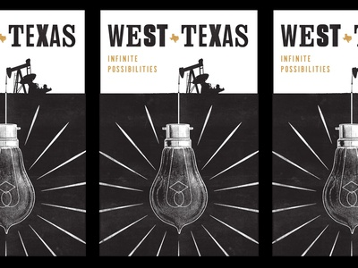West Texas Poster