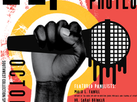 Hip Hop as Protest Poster