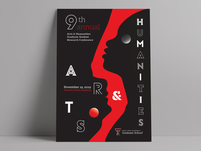TTU Arts & Humanities Poster