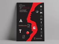 TTU Arts & Humanities Poster