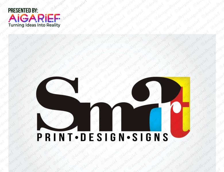 Smart Logo Design print design updated logo adobe photoshop 2020 design adobe illustrator graphic design awesome design