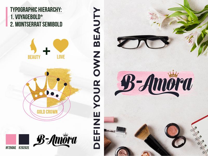 B-Amora Logo Design design logo clean branding updated 2020 awesome design graphic design logodesign logotype typogaphy adobe illustrator