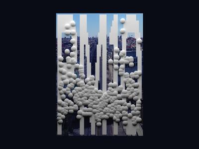 PM10 | Datengenerierte Plakatserie