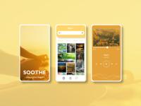 Mindfulness App UI design ux app ui