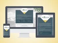 Vail Centre Website