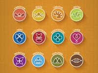 Archetypes Icons