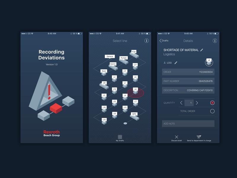 App UI design form ui isometric app ui