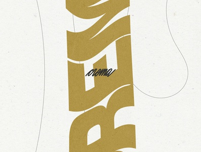 Crema Crew | Cover Port. 2k20 psd design art direction art typography cover design cover photoshop design psd artwork