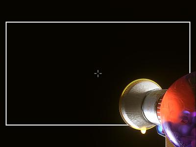 Bubble Gum Gun octane render cinema 4d 3d art 3d modeling bubblegum gun cinema c4d cinema4d octane prop asset motion graphics 3d illustration design motion