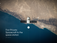 Spacex dragon. home