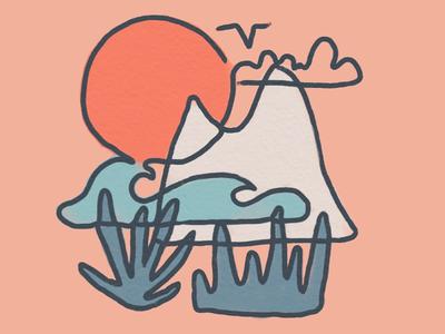 Coastal Contour