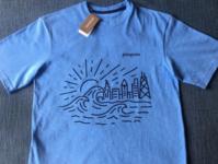 Patagonia Chicago T shirt