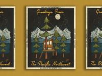 Pacific Northwest Postcard