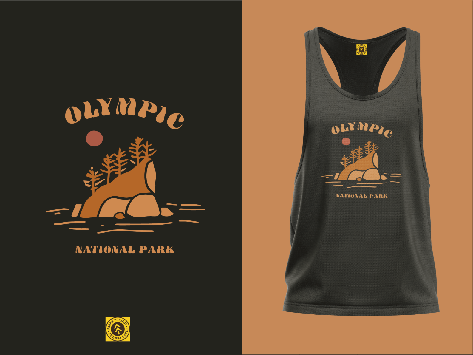 Parks Project Summer Tanks