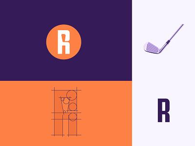 Raw golf (R+Golf Bat) Concept logoideas brandingpresentation brandmark logoinspiration logoconcept logoprocess rawconcept branddesigner negativespacelogo sketch brandinspiration graphicdesign drawing illustration art lettermark rletter sportlogo golflogo logo
