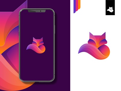 Fox Color Concept branding