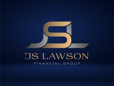 Letter Forms Financial Group Logo vector illustrator logo design icon illustration branding logo design graphic design