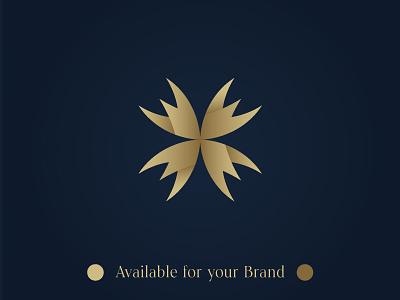 Flower Iconic Logo for Branding astract logo sleek nature logo fashion logo beauty logo graphic design logo illustrator illustration icon design branding flower icon logoicon flower