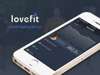 lovefit app