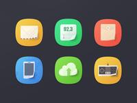 six icons 3