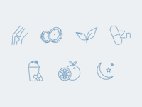 Supplement Icons