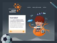 Projeto Ação Neural (Landing Page)