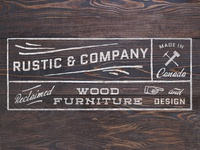 Rustic Logo Concept