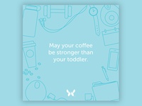 Willow — Instagram Quote Template