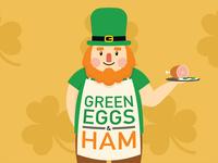 Green Eggs & Ham Fundraiser