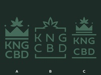 CBD Logo Options