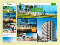 Smart Costa Azul Design Hotsite - 2019 wordpress xd design web ui ux photoshop uxdesign responsive design grids ui design design art direction