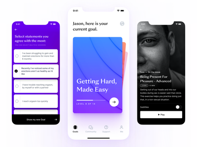 Lover - The Sexual Health App sex health orgasm sexuality lgbt wellness anorgasmia masturbation erection heatlhcare issues psychotherapy care taboo psychology