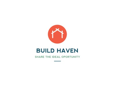 Build Haven Logo Design by dccper