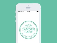 Final Logo Design for Tandem Lane