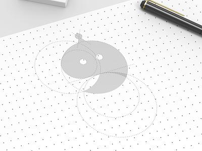 Botely Logo Sketch app icon symbol technology logo monogram logo folio logo logo draft logo sktetch bot logo chatbot logo illustration design logo design monogram logo logo and branding branding and identity brand identity modern logo branding agency