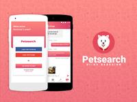 Petsearch App