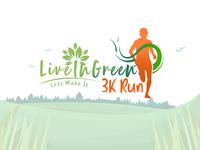 LiveInGreen - 3k Marathon