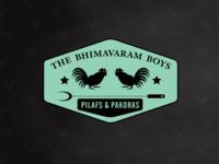 The Bhimavaram Boys Logo Design