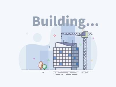 Building...
