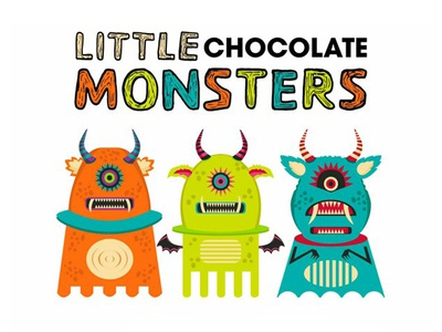 Little Chocolate Monsters