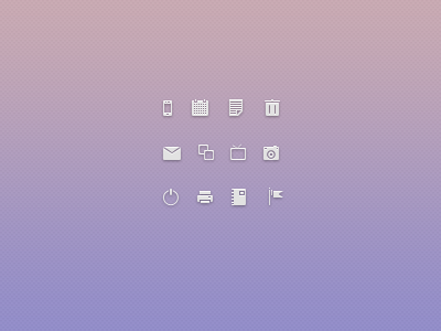 Awesome Icons #1